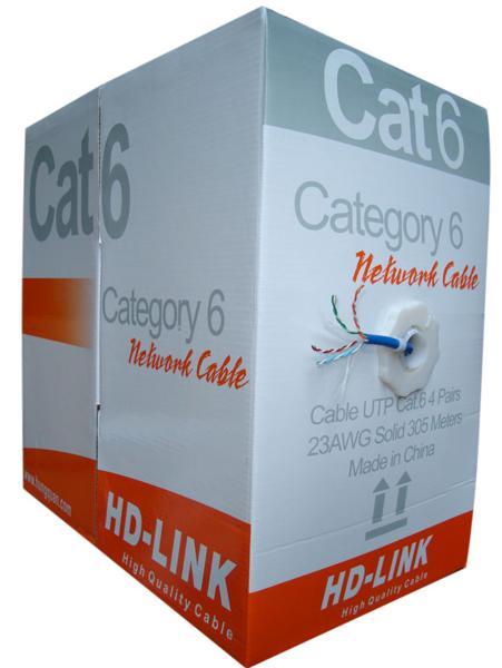 Mua bán HD-Link Cat6 FTP CCA (Chống Nhiễu)